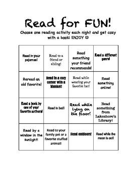 Read for Fun
