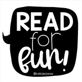 Read for Fun Poster