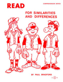 Read for Similarities and Differences - Activity Book