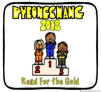 Olympic Winter Games Read for the Gold PyeongChang Reading Challenge