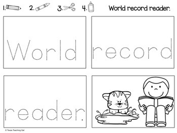 Quackers Read Aloud Printables Activities
