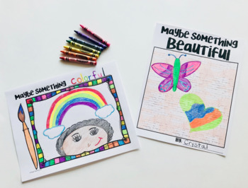 Maybe Something Beautiful Printables