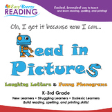 a. Read in Pictures: Curriculum BOTH Funny Phonograms AND