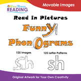 e. Read in Pictures: ART Funny Phonograms Movable Images