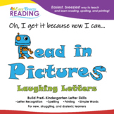 c. Read in Pictures: Curriculum Laughing Letters