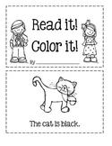 Read it!  Color it!