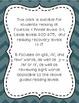 Read it! Fix it! Draw it! Pack 6, First Grade Grammar and