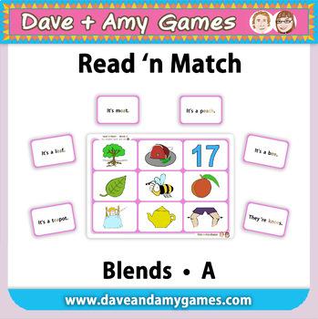 Read 'n Match: Blends A