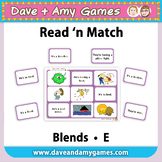Read 'n Match: Blends E
