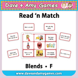 Read 'n Match: Blends F