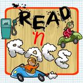 Read 'n Race: Syllable Segmentation