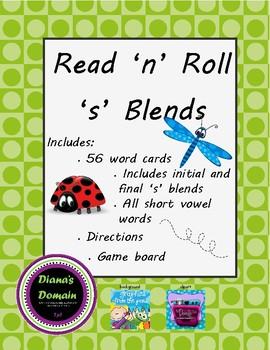 Read 'n Roll 's' Blends