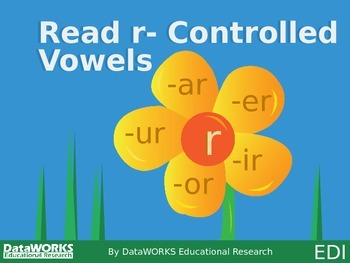 Read r-Controlled Vowels