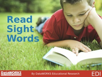 Read Sight Words