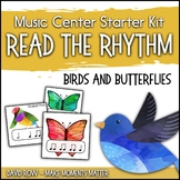 Read the Rhythm Bird and Butterfly Edition - Spring Centers