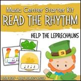 Read the Rhythm to Help the Leprechauns - St. Patrick's Da