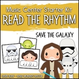 Read the Rhythm to Save the Galaxy for Rhythm Centers