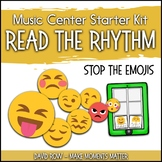 Read the Rhythm to Stop the Emojis - Rhythm Centers