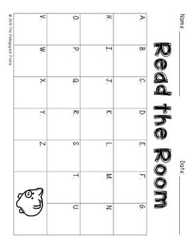 Read the Room -- Adding Money