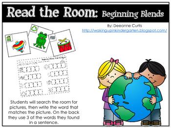 Read the Room: Beginning Blend