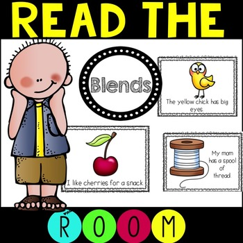Read the Room Blends