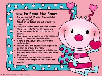 Read the Room Center, _et, _ed, _en