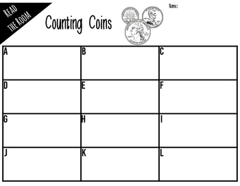 Read the Room: Counting Coins