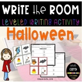 Read and Write the Room - Halloween Writing Center