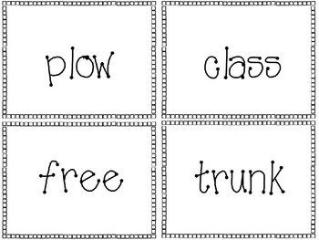 Read the Room- L and R Blends
