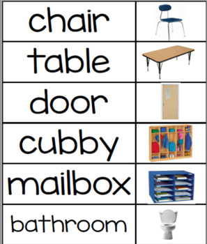 Read the Room Labels