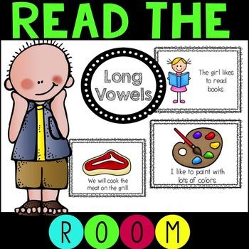 Read the Room Long Vowel Sentences