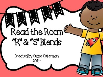 Read the Room- R and S Blends