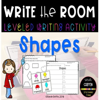Read and Write the Room - Shapes