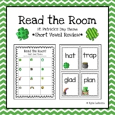Read the Room! *St. Patricks Day* (short vowel review)