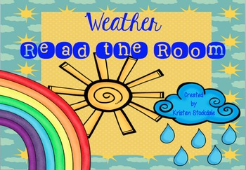 Read the Room Weather Words