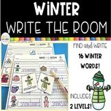 Write the Room - Winter writing center