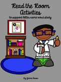 Word Study Read the Room Activities