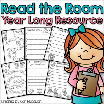 Read the Room - Year Long Resource