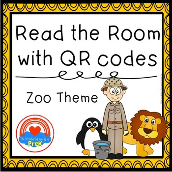 Read the Room - Zoo Animals