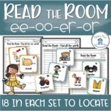 Read the Room Activity (oo ee or er)