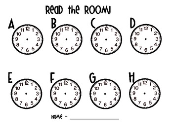 Read the Room with Time