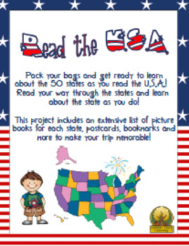 Read Across America - Read the U.S.A. Bundle