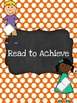 Read to Achieve Binder Covers