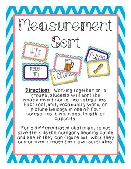 Measurement Sort