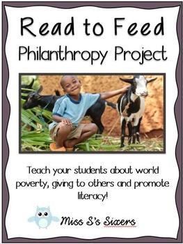 Read to Feed Philanthropy Project