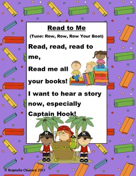 Read to Me POEM