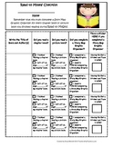 Read to Myself Checklist for Daily 5 Folder Monitor Comprehension of Fictional