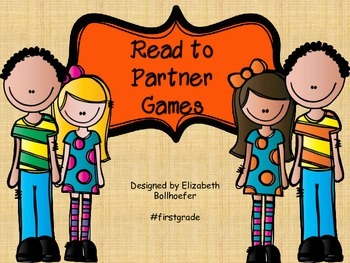 Read to Partner Games