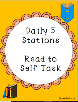 Read to Self Activity FREE