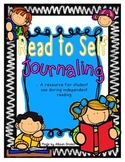 Read to Self Journaling {freebie}